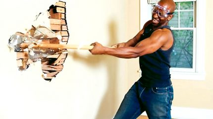 Как удалить старую масляную краску со стен, пола, дверей, деревянных рам.