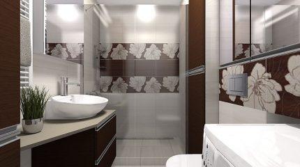 Как правильно уложить плитку в ванной комнате при обустройстве душа — общие требования.