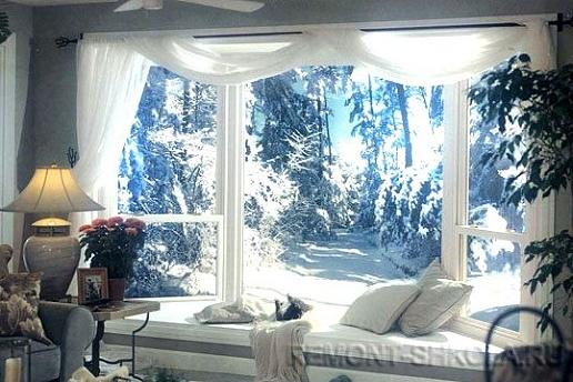 Солнечный свет у вас в окне