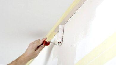 Фото Окраска стен: 7 самых распространенных ошибок — как их избежать?
