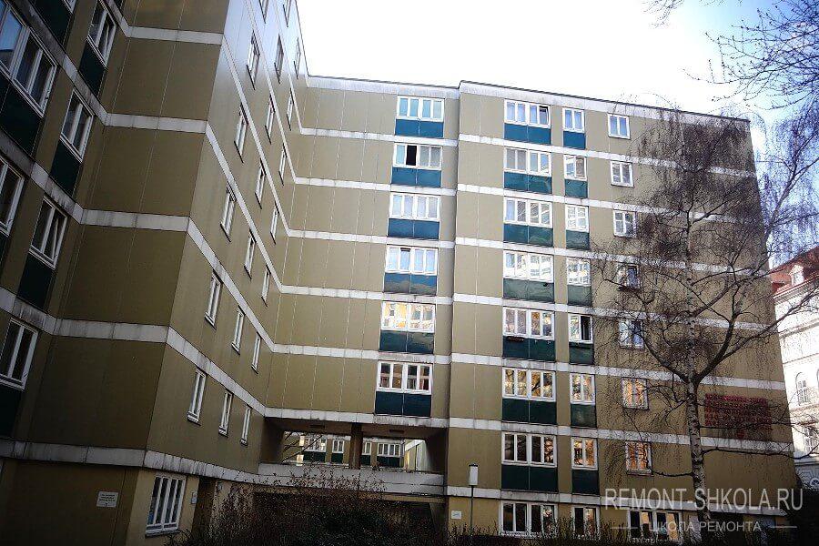 Неприватизированное жильё