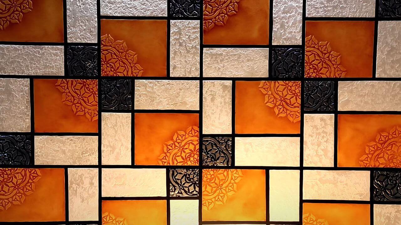 Декор квадраты и прямоугольники