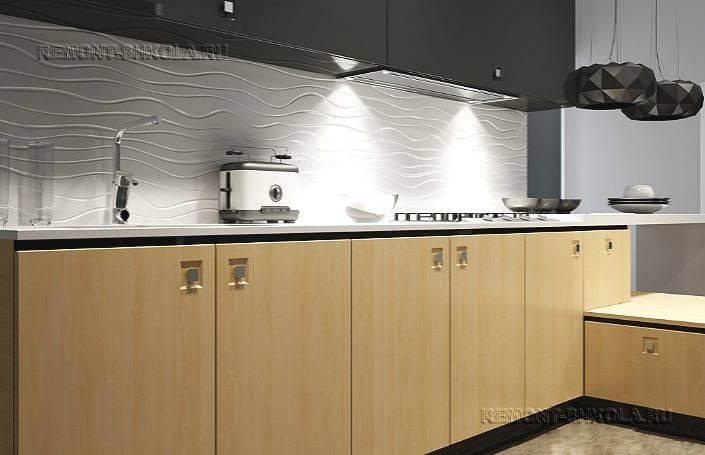 3 д стеновые панели для кухни на фартук