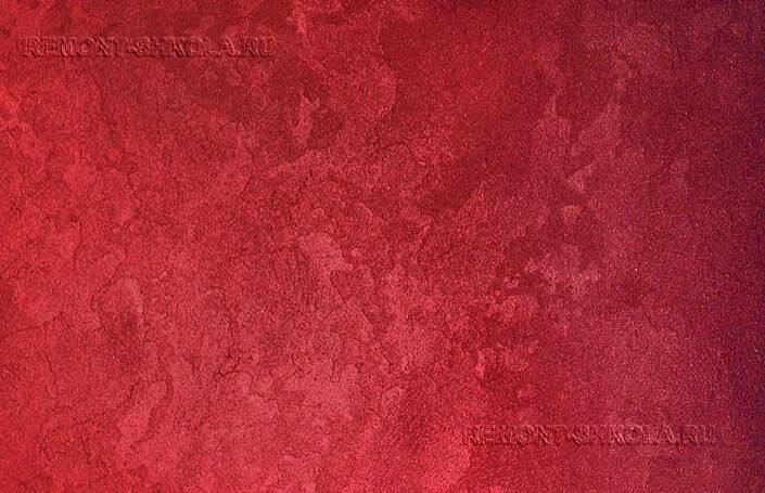 Бардовый бархат