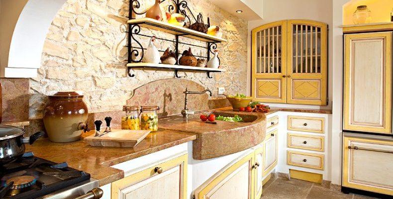Кухня в средиземноморском стиле: назад в будущее!