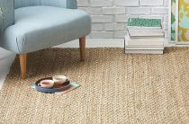 Натуральные ковры из растительных волокон: виды и особенности