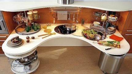 Организация кухни: частые ошибки при ремонте кухни