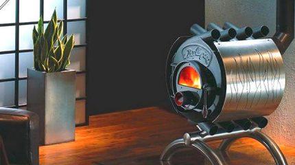 Печка булерьян: устройство, принцип работы и преимущества
