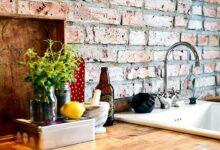 Фото Декоративный кирпич в интерьере | фото, идеи