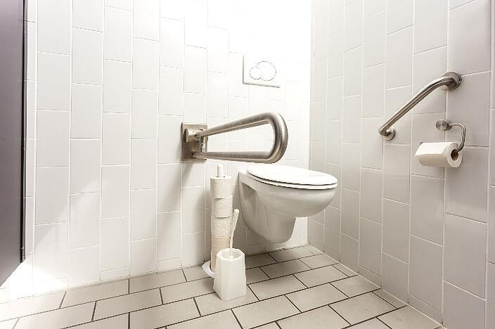 Держатель в ванной для пожилых