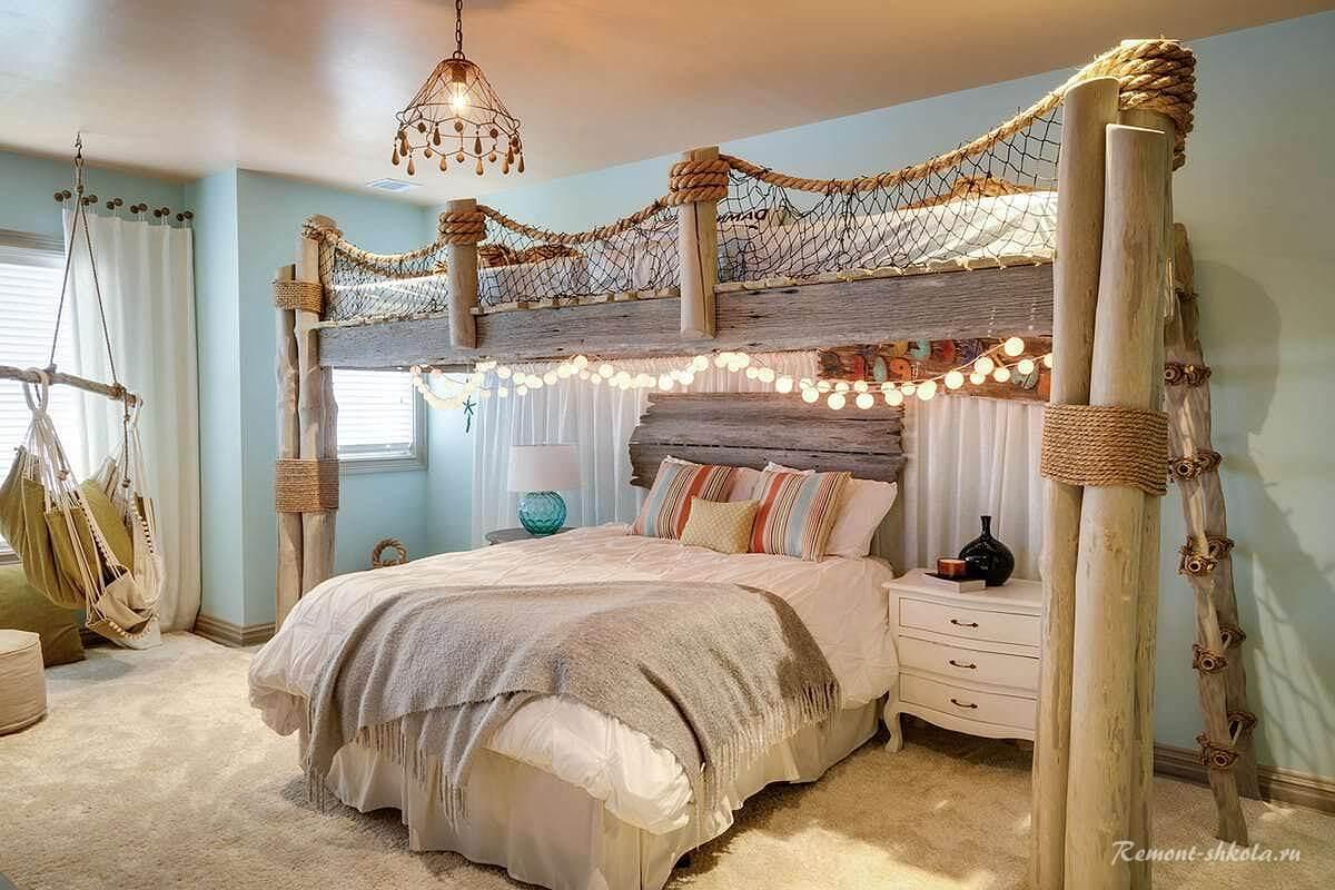 Спальня - фрегат