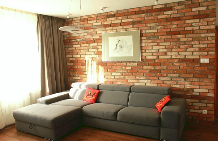 Стильная красивая стена