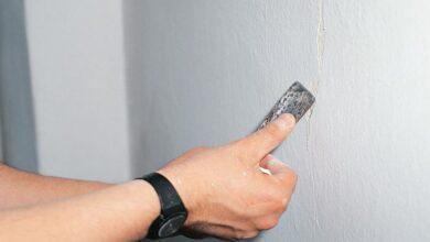 Фото Как заделать трещины в стене квартиры дома?