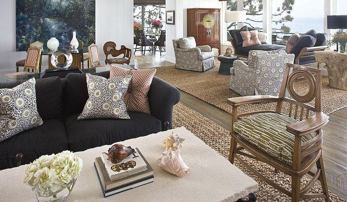 ковры ручной работы из джута