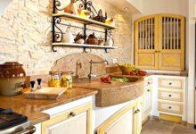 Фото Кухня в средиземноморском стиле: назад в будущее!