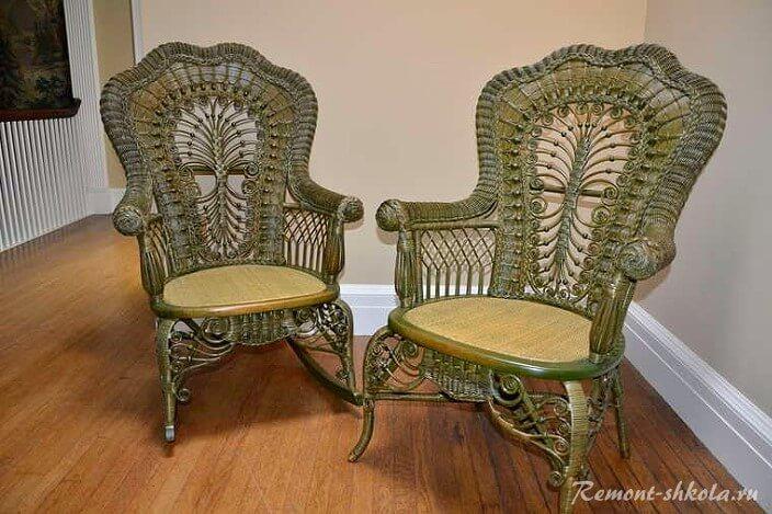 Богатые стулья