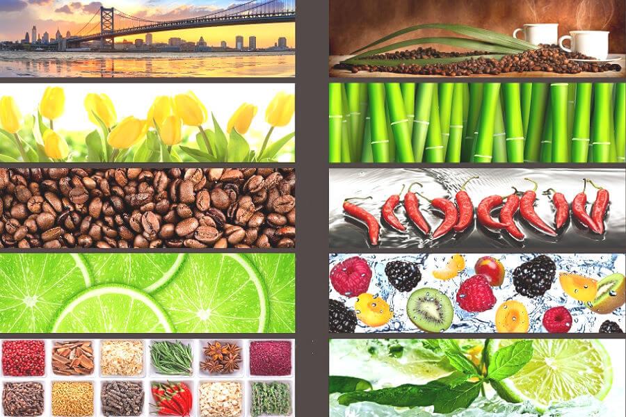 Набор изображений для пластиковых панелей 1