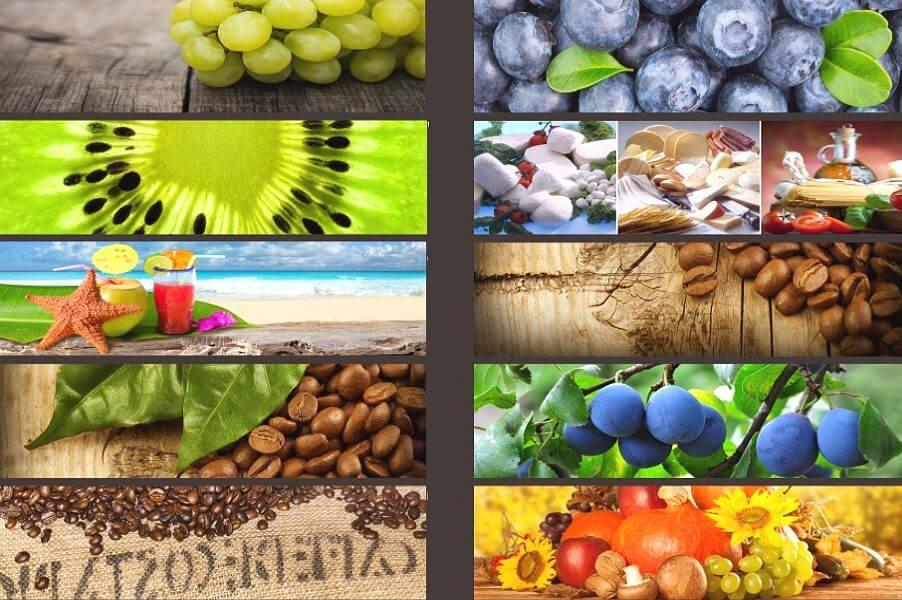 Набор изображений для пластиковых панелей 3