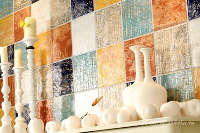 прекрасны образец керамической плитки