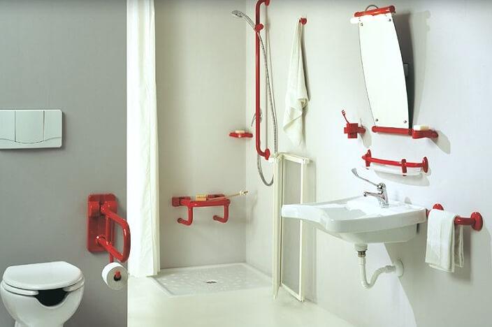 Приспособления для ванной для пожилых