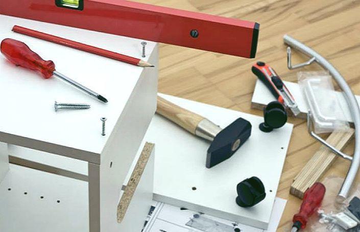 ремонт кухонного гарнитура своими руками