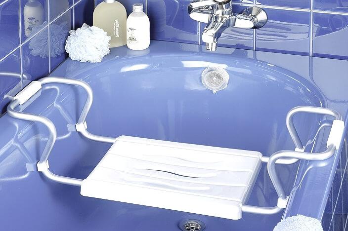 Сиденье в ванной для пожилых