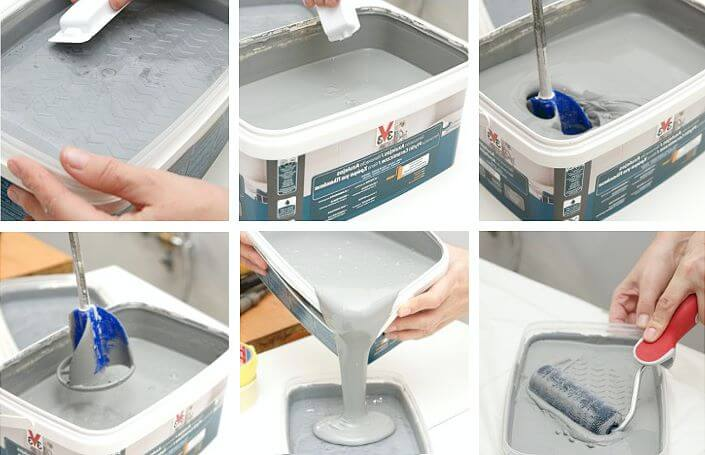 краска для ремонта кухни