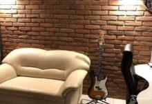 Фото Отделка стен под кирпич: выбор материала для внутренней отделки