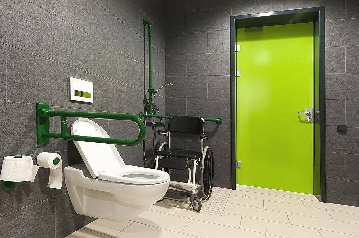 Ванная комната инвалида