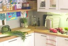 Фото Высота кухонного гарнитура от пола до столешницы